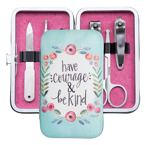 Have Courage and Be Kind Manicure Set