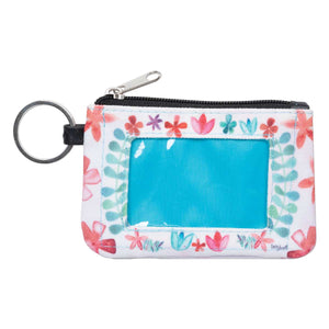 Count Your Blessings ID Wallet Keychain