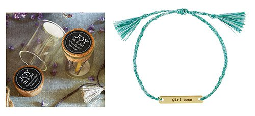 Joy In A Jar Bracelet - Girl Boss