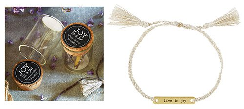 Joy In A Jar Bracelet - Live In Joy