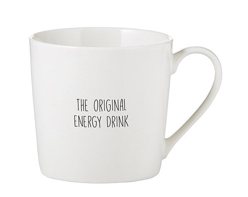 The Original Energy Drink Cafe Mug