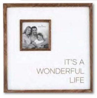 Wall Art - It's A Wonderful Life