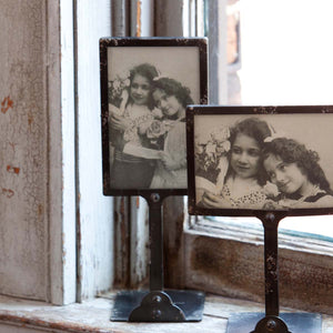 Horizontal Bin Photo Frame