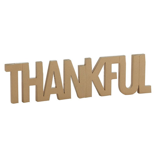 Lexicon Paperweight - Thankful