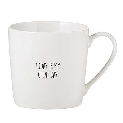 Cheat Day Cafe Mug