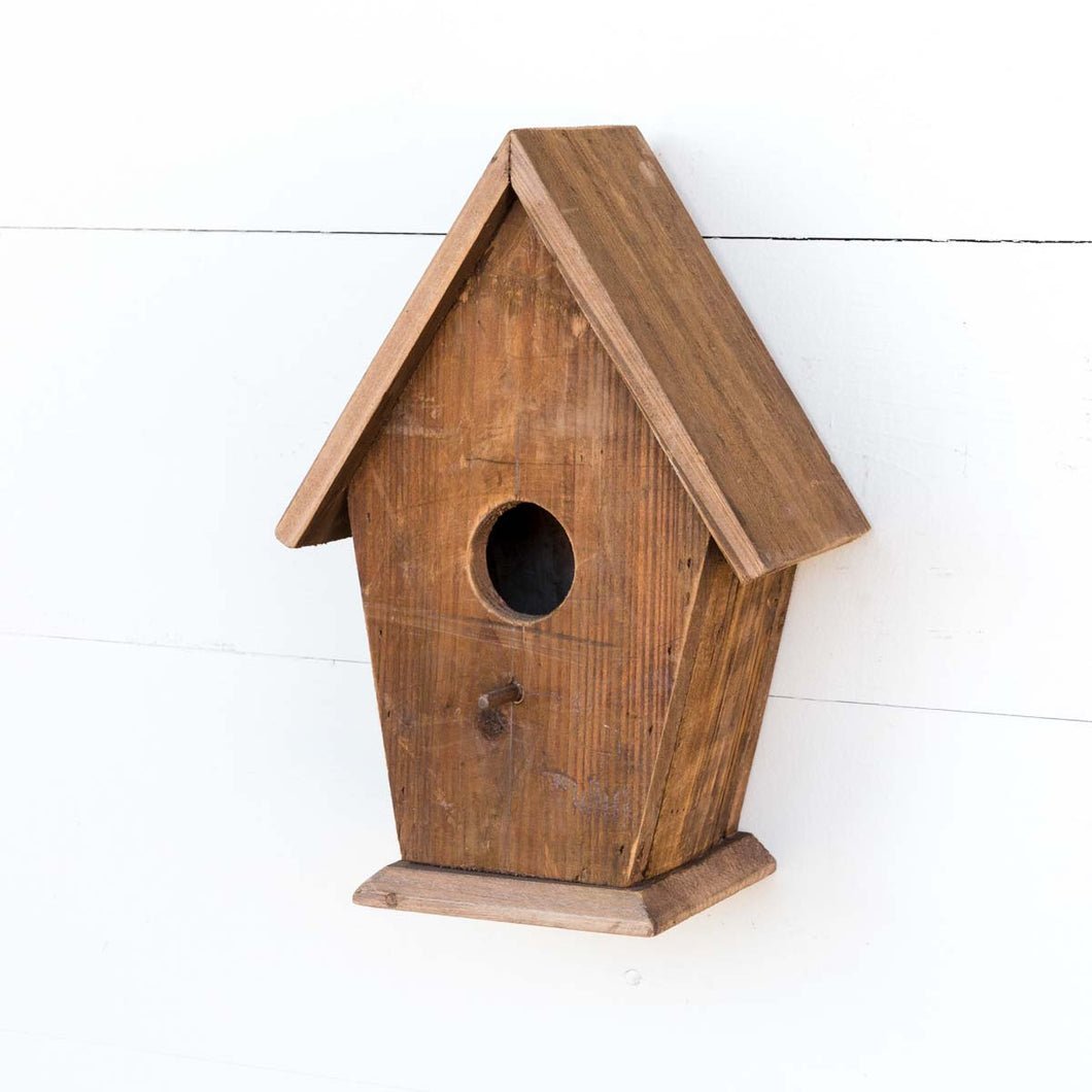 Wooden Sparrows House