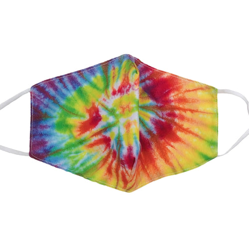 Tie Dye Reusable Mask - Adult Size