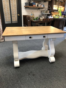 """Hannah"" Library Table"