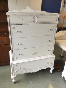 Tall Chest with 6 Drawers