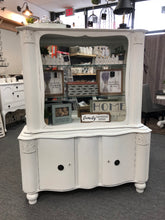 "Load image into Gallery viewer, ""Belle"" Curved Hutch"