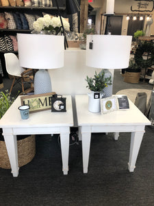 """Mae"" Set of 2 End Tables"