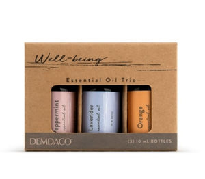 Well-Being Essential Oil Various