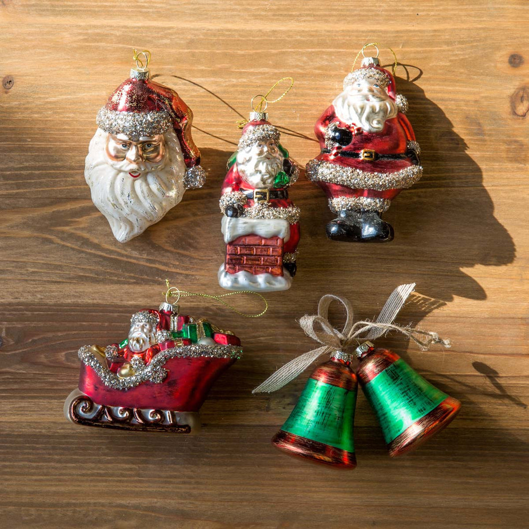 Vintage Christmas Ornament Various