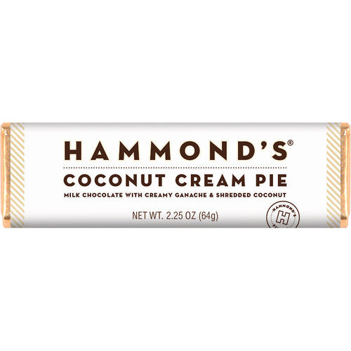 Coconut Cream Pie Milk Chocolate Candy Bar