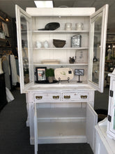 "Load image into Gallery viewer, ""Nellie"" 2 Piece Hutch"
