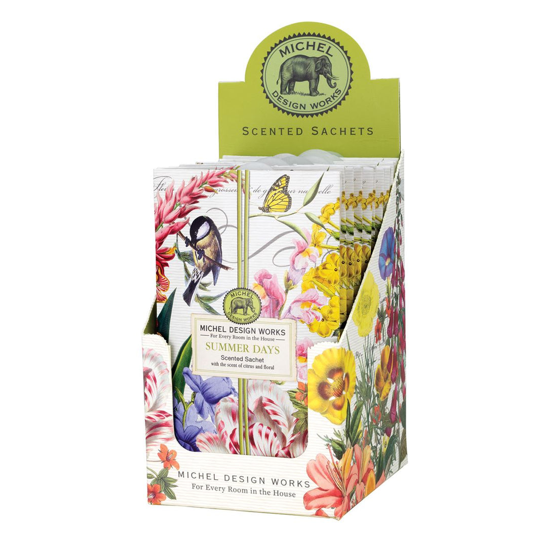 Summer Days Scented Sachet