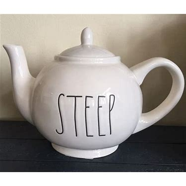 Rae Dunn Steep Teapot