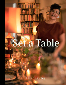 Set a Table by Karen Dudley