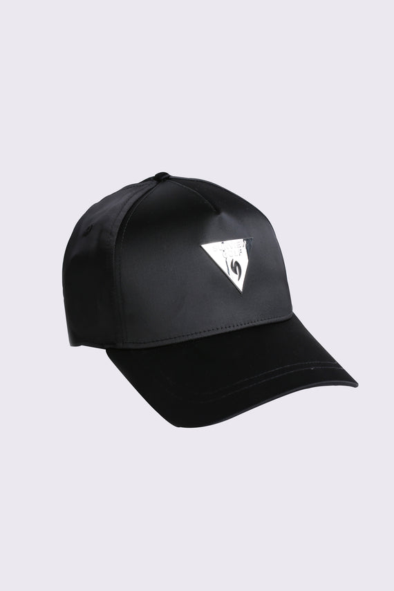 SVG Satin Metal Label Hat