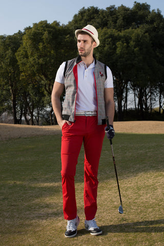 SVG Classic Red Pants