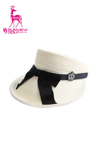 SVG Packable Straw Visor