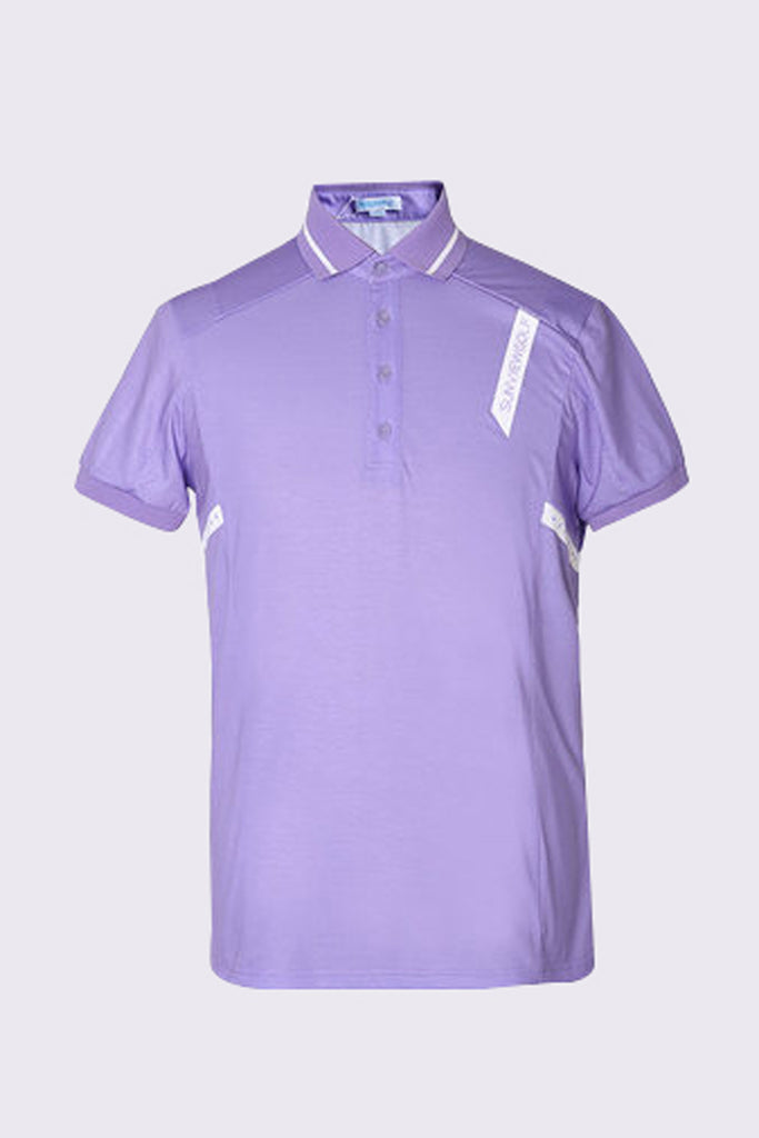 SVG Lasercut Breathable Polo