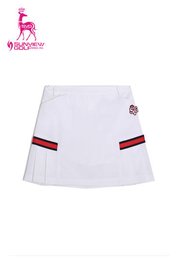 Girl's Side Pleat Skirt
