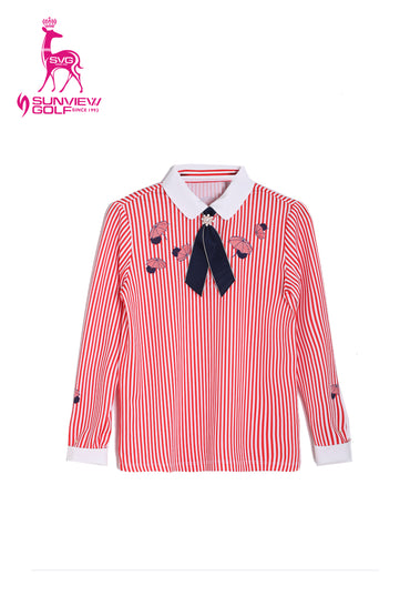 Girl's Necktie Polo
