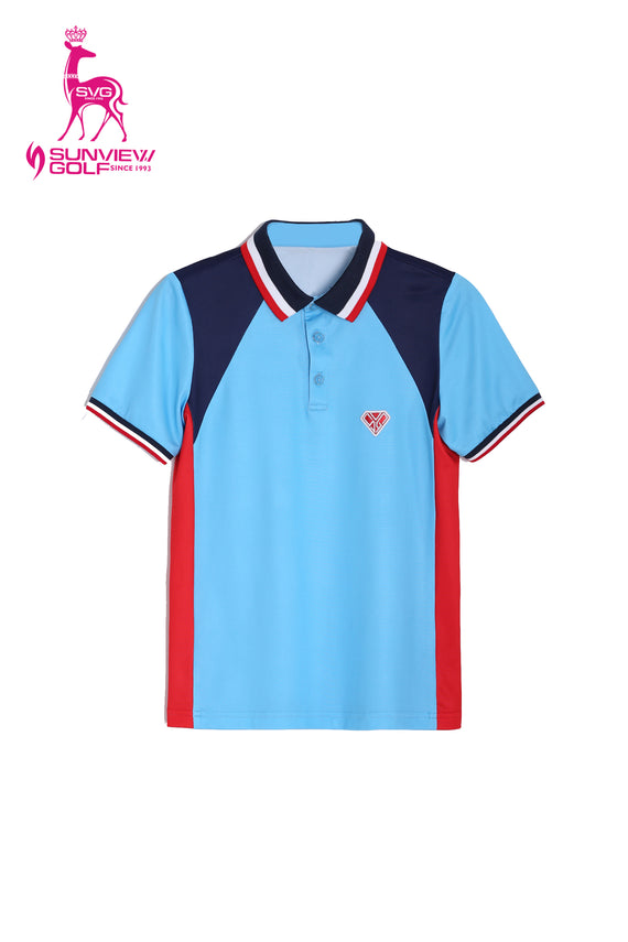 Girl's Marine Polo
