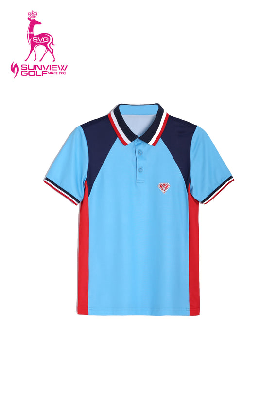 Boy's Marine Polo