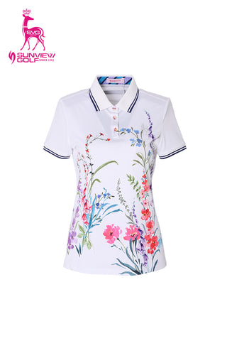 Ivy Manor Flower Polo