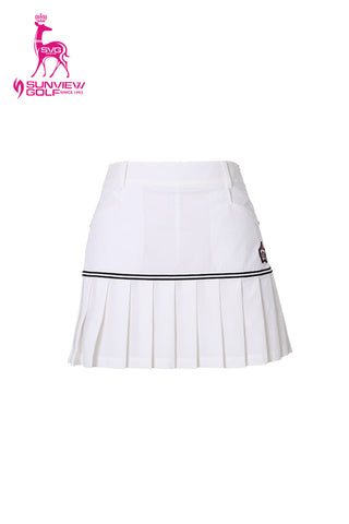 Ivy Manor Half Pleat Skirt