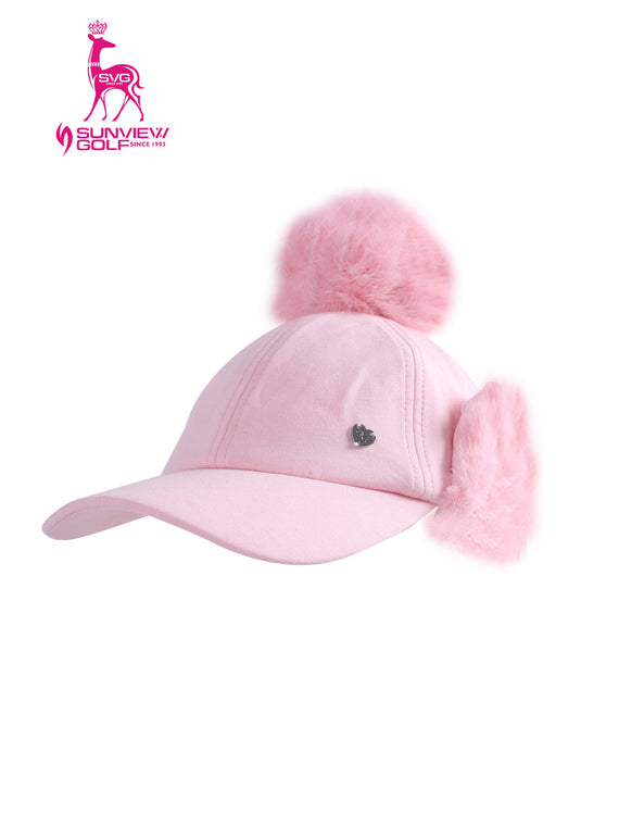 Plush Lining Winter Cap