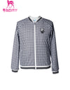 SVG Gingham Jacket