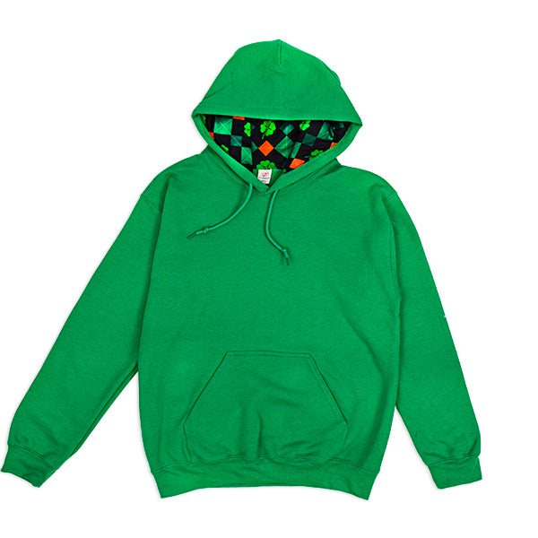 St. Paddy's Irish Checkerboard Pullover