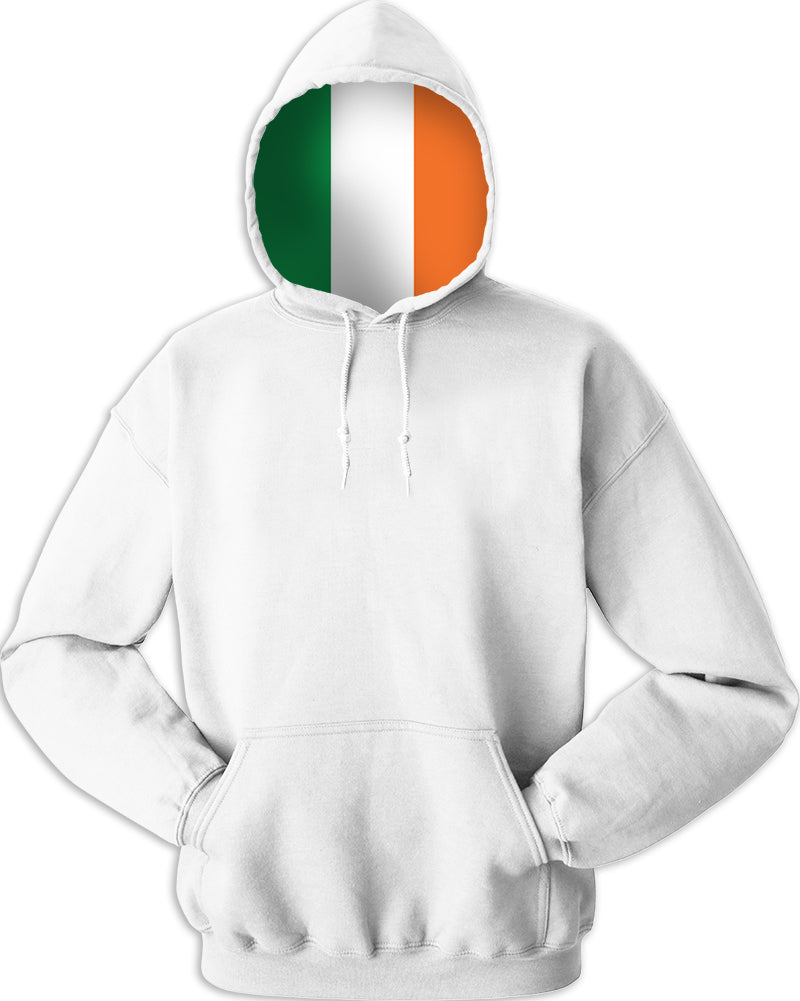 St. Paddy's Irish Flag Pullover