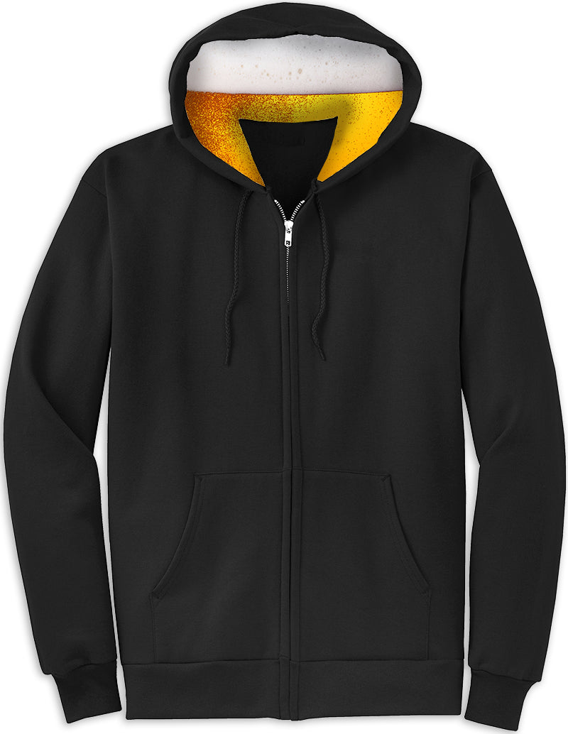 St. Paddy's Hold My Beer Full Zip