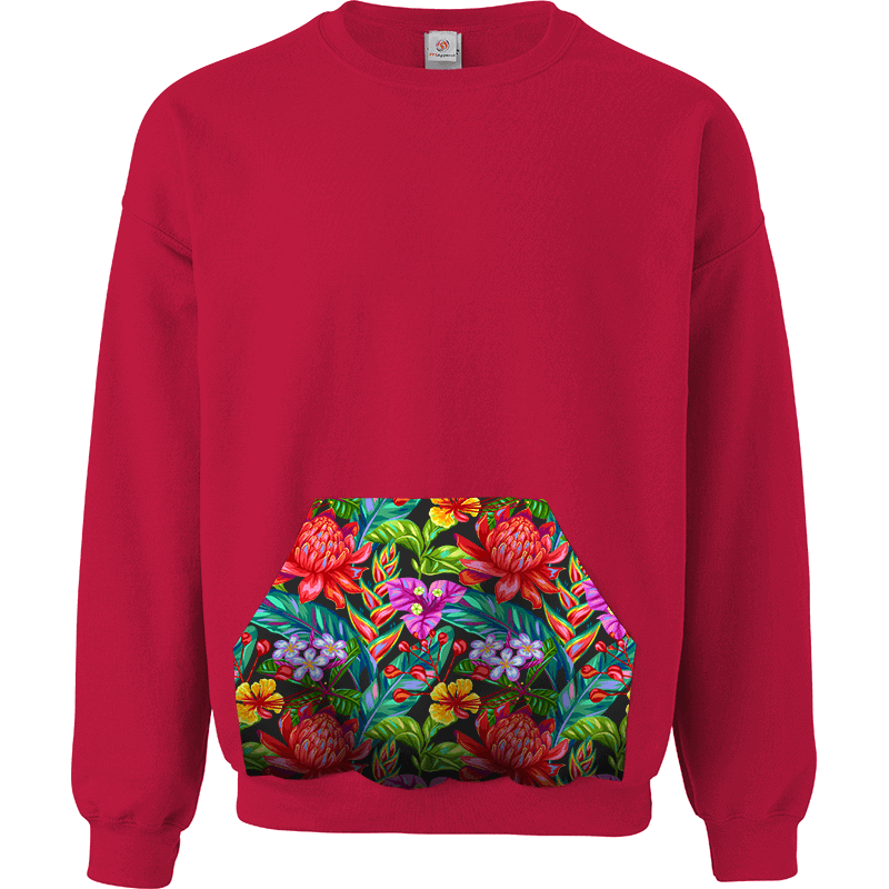 Campus Crew Neck Sweatshirt (CN180)