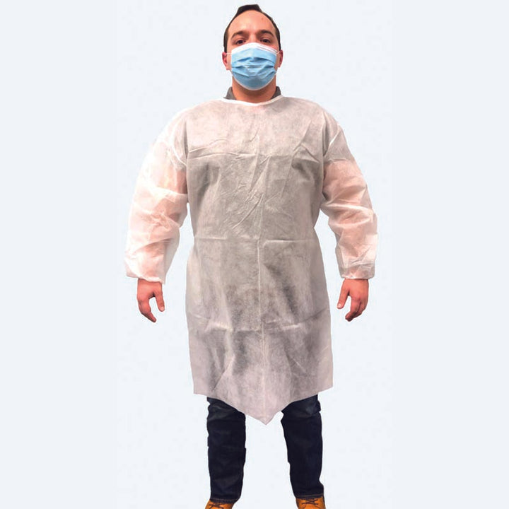 New Level 2 Disposable Isolation Gown (DHG500)