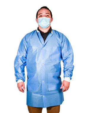 Disposable Lab Coat (DLC100)