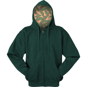 Heavy Blend Full Zip (FL156)
