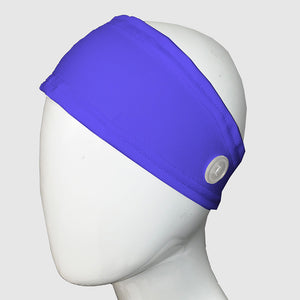 Sublimated Mask Compatible Headband (H100S-B)