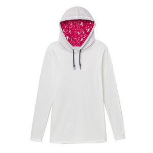 Hearts & Ribbons Hooded Tee