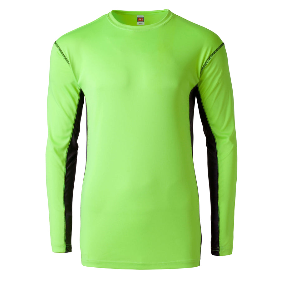 Two-Tone Performance Long Sleeve T-Shirt (RS100L)