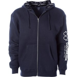 Independent Trading Super Heavyweight Full Zip (IND6000Z)