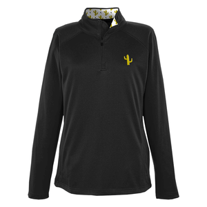 Ladies Lightweight Tech 1/4 Zip (LQZ440W)