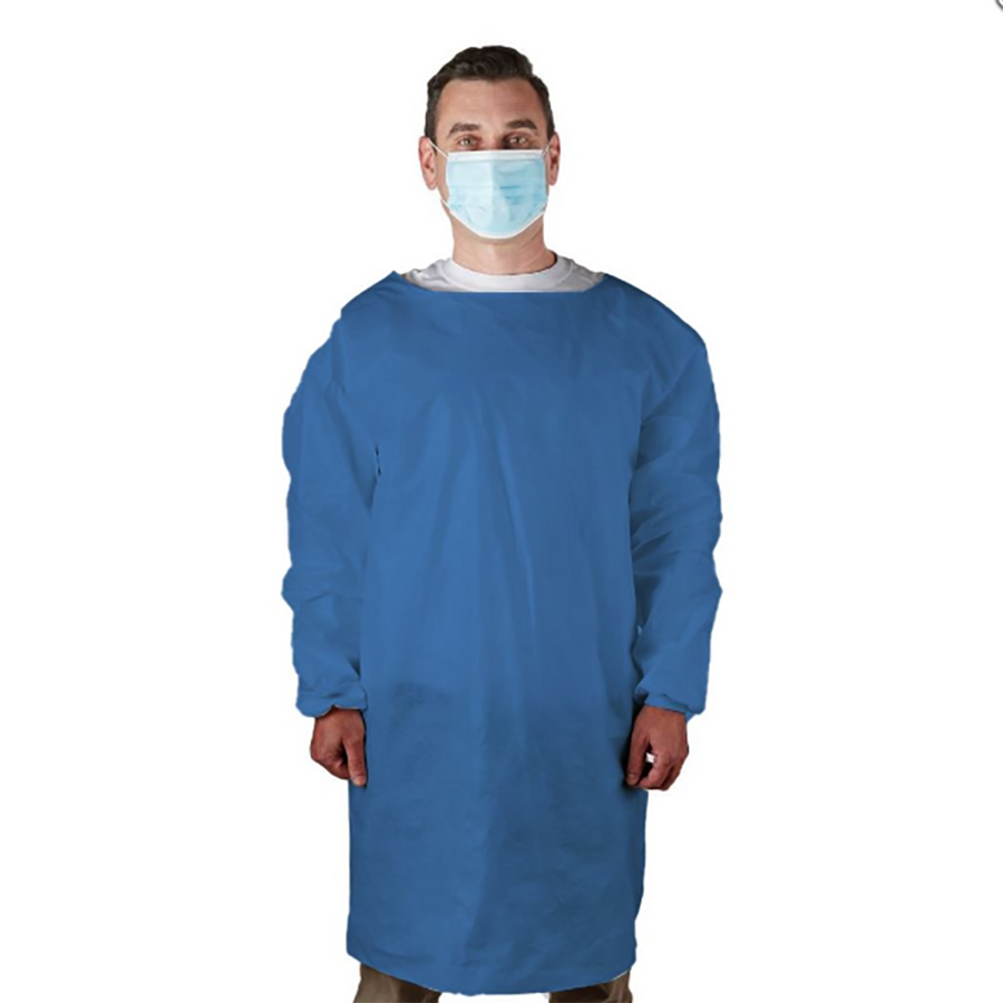 PPE Isolation Gown, Level 1-2, 50 pack (DHG200)
