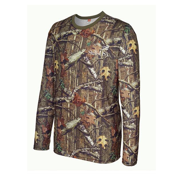 Mossy Oak ® Long Sleeve T-Shirt (P100L-MO)