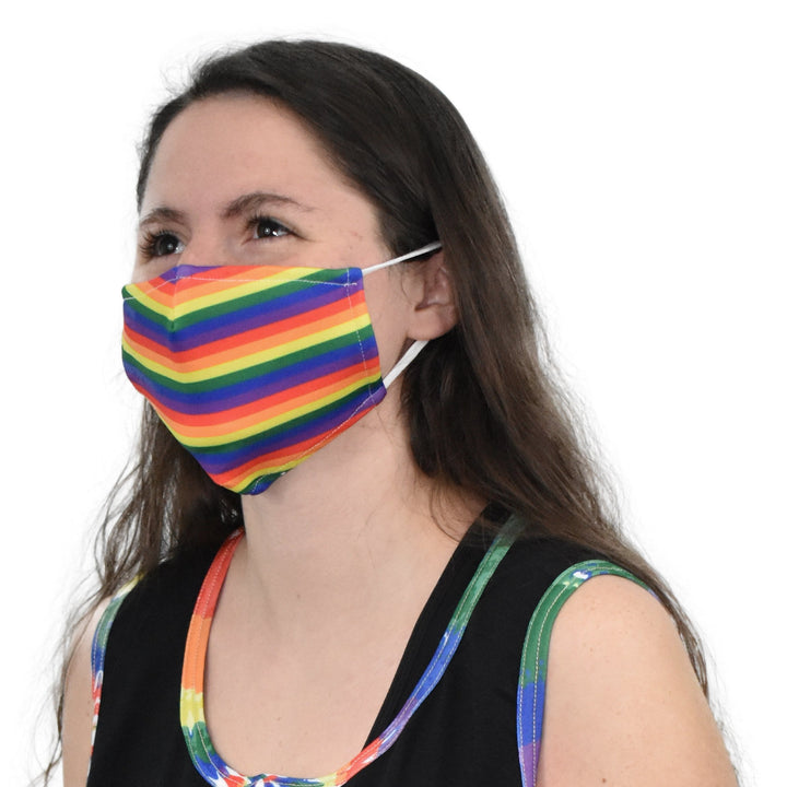 Pride Face Mask with Filter Pocket (FM100-NSA PD)