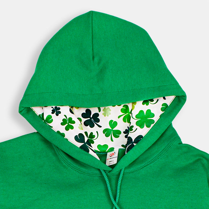 St. Paddy's Multi Clovers Pullover